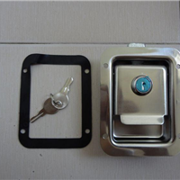 供应不锈钢汽车工具箱锁