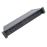 供应光纤盒 24/48口机架式