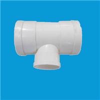 供应 PVC线管 四川PVC管件 PVC顺水三通
