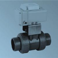 cpvc、frpp/pvdf/upvc电动球阀,双油令