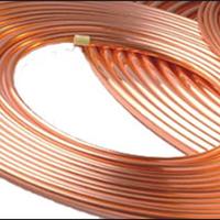 长沙热销C11OO紫铜盘管,T2空调盘管 包开料