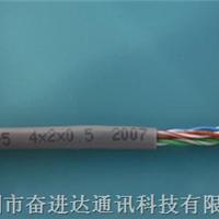 奋进达超五类网线UTP-5E