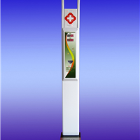 供应BMI显示身高体重测量仪