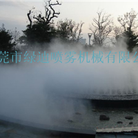 供应绿迪喷雾降温系统 喷雾消毒系统