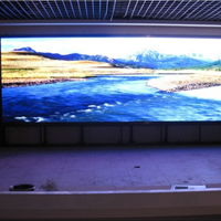P3室内全彩屏P3LED监控全彩显示屏