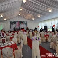 丽日海南婚庆篷房 大型、高档、浪漫户外婚庆篷房搭建布置