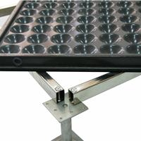 供应优质防静电地板 全钢机房静电地板