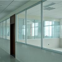 临沂玻璃隔断济宁办公隔断铝型材专业厂家