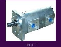 供应CBQL-F40/32-50/32FCH双联齿轮泵