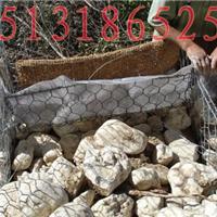 石笼网|海岸防御铅丝笼|河道改造工程石笼网