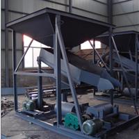 供应砂石料生产线 振动洗石机报价
