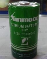 Sunmoon ER26500 3.6V C�͵��