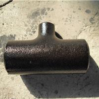 化工厂三通管件不腐蚀的三通异径三通