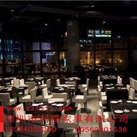 供应品牌西餐厅家具厂家直销南京火锅桌椅