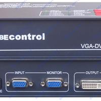 VGA转DVI-D数字转换器,VD-102,可调节带分配功能