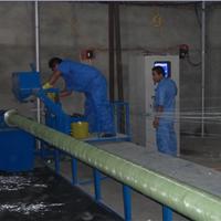 供应玻璃钢电缆管生产设备