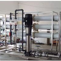 供应南凯8吨单级反渗透设备去离子水设备