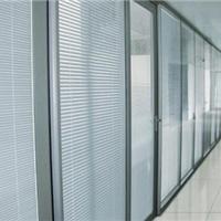 西安玻璃隔断厂家提供质优价廉隔断铝型材