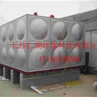 供应岳阳方形不锈钢水箱