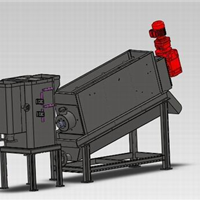供应叠螺式污泥脱水机4-供应厂家