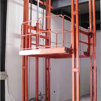 供应上下传送货物的货梯导轨式升降货梯