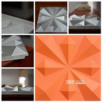 三维板/三维扣板/三维立体装饰板