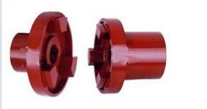 供应最好质量的泵用三爪联轴器