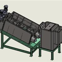 供应叠螺式污泥脱水机-厂家