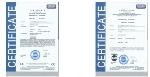 3C/CE/UL/ROHS认证