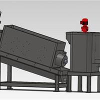 供应蓝海环保叠螺污泥脱水机-更高产更耐磨
