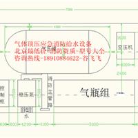 供应DLC0.6/10-6气体顶压消防设备