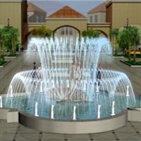 音乐喷泉设计-西安喷泉公司-水景喷泉设备图片