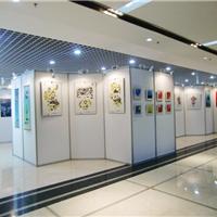 广东供应八棱柱展板,6063国标铝材展览器材
