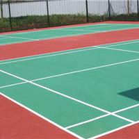 贵州羽毛球场工程安装