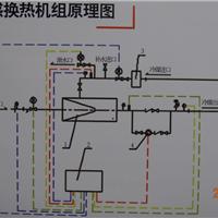 供应汽水混合换热器工作原理