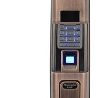 蓝盾指纹锁LT-8000A三色可选 电子家用门锁