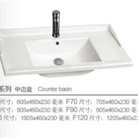 供应潮州陶瓷盆常规尺寸60-80-100cm。