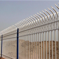 供应院墙围栏-小区工艺护栏网-厂区隔离栅栏