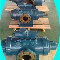 供应HSND80-36炼化行业原油输送三螺杆泵