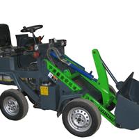 供应化工厂绿色环保电动装载机供应