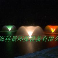 住宅区湖泊景观水处理提水式喷泉曝气机