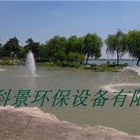 供应湖泊景观水处理设备喷泉曝气机