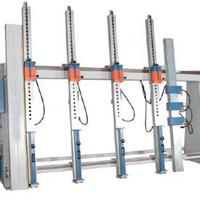 供应济南天鹰机械实木木窗组框机生产厂家