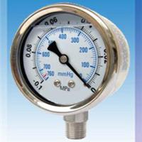 供应抗震真空压力表型号规格,量程,精度