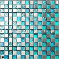 供应金属马赛克混拼玻璃马赛克