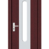 供应木门 烤漆实木复合套装门 室内平开