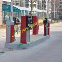 安徽合肥市智能停车场道闸 临时收费系统