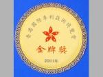香港国际专利金牌奖