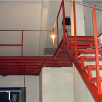 上海宝山公寓钢结构夹层|钢结构夹层费用