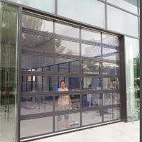 湖北明格提升门,武汉汽车4s店透视门